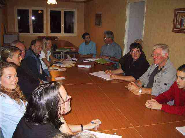 Foyer Des Arts Plastiques : Moissey l assemblée générale annuelle du foyer rural